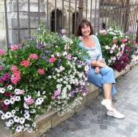 Jane Dunning in Honfleur Profile Picture (2)